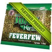 Feverfew Juicy Herb Pouch