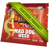 Mad Dog Weed Juicy Herb Pouch